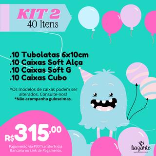 Kit 40 Itens | Camadinhas
