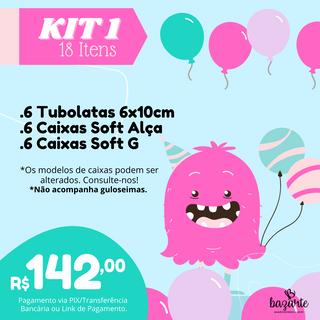 Kit 18 Itens | Camadinhas