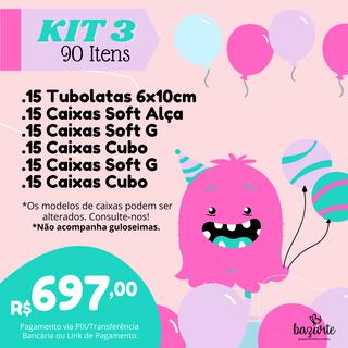 Kit 90 Itens | Camadinhas