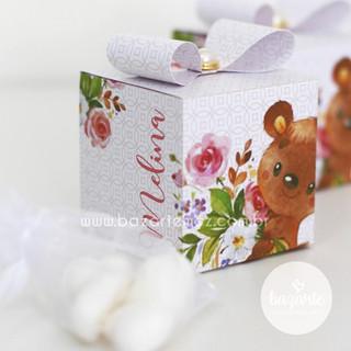Caixa c/ Mini Sabonetes