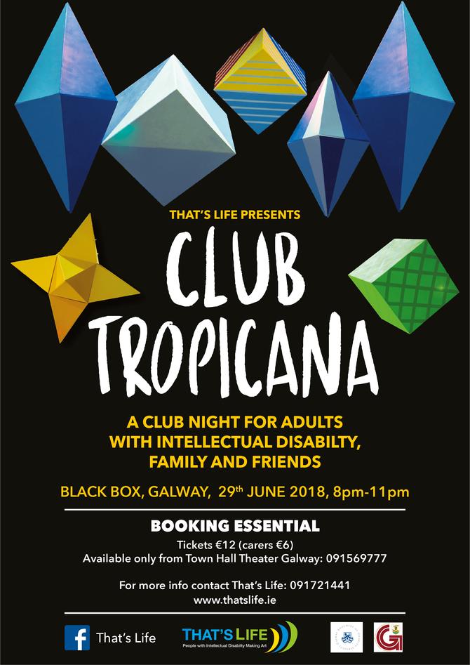 Club Tropicana 2018!