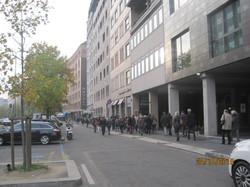 Passeggiata nella Milano tardomediev