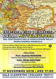 2018 11 05 Conferenza Vimercate Mitteleu