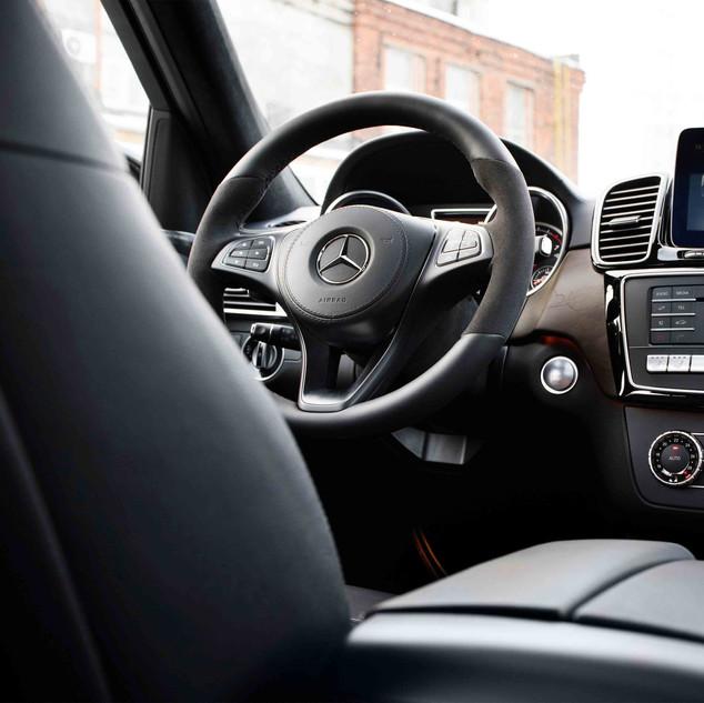 MERCEDES-BENZ GLS   CAR DESIGN, 2017