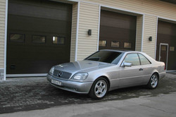 MERCEDES-BENZ W140 COUPE