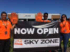 Sky Zone Greenfield