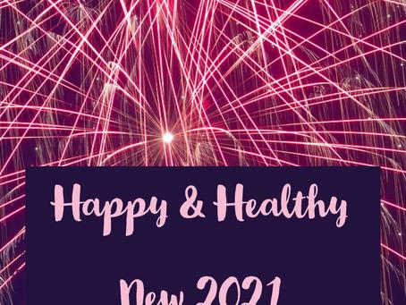 Happy New Year | 2021 | שנה אזרחית טובה