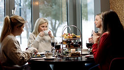 afternoontea Quality Hotel grand Kongsbe