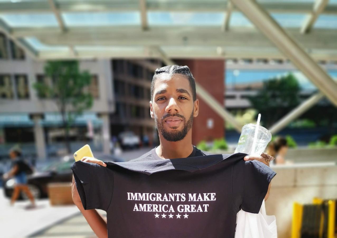 I Make America Great