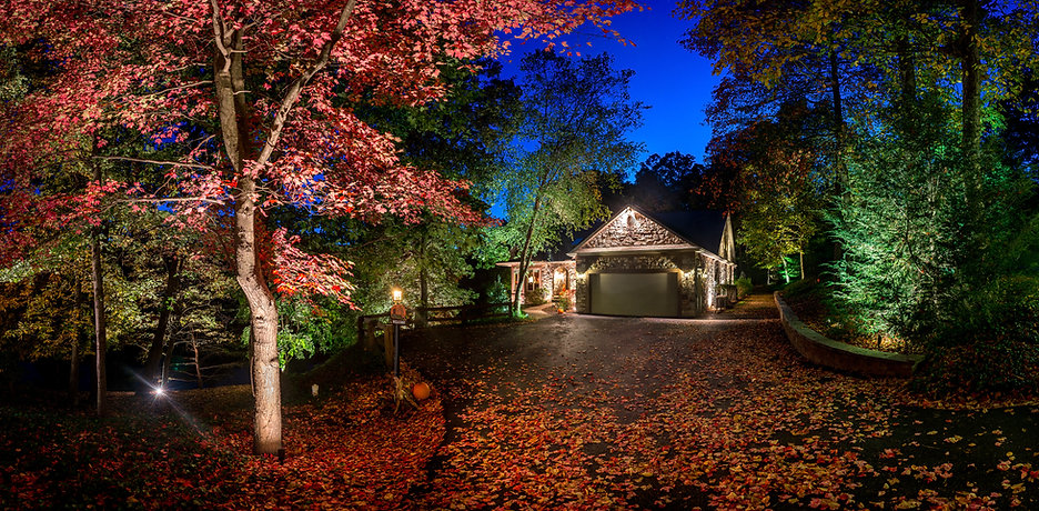 Boise landscape lighting - landscape lights - home lighting