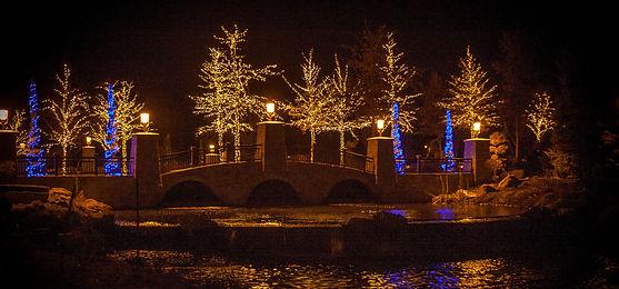 Professional Christmas decorations, Christmas lights, Boise lights, holiday lights