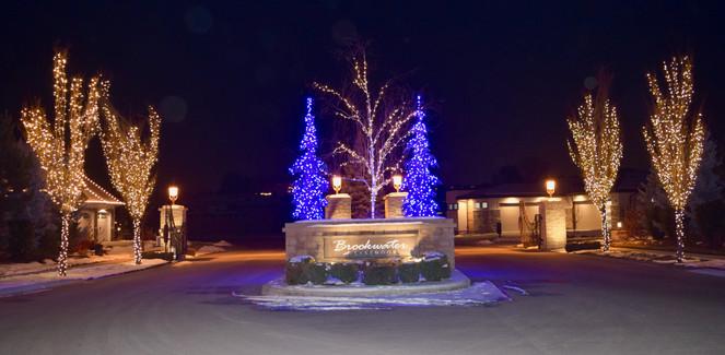 Lakemoor HOA - Brookside Entrance 2017.j