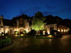Boise landscape lighting