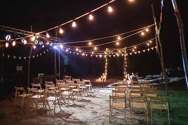 Wedding venue lights, decor service, decoration supplies, wedding lights