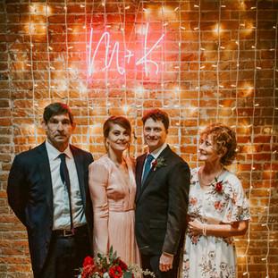 Wedding lights by Silver Bells at Beside Bardenay - Boise, ID