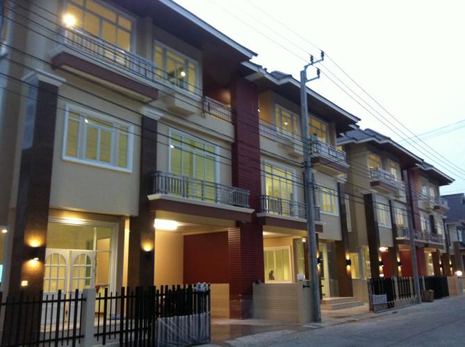 Fahluang Ville 2 : Duplex House