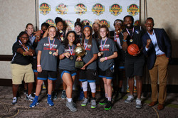 NATIONAL GIRLS 10TH GRADE RUNNER UPS
