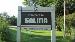 Salina Sign
