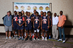 NATIONAL 10TH GRADE BOYS RUNNER UP