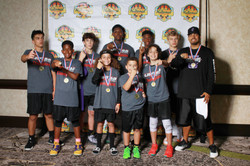 NATIONAL CHAMPIONS USSSA BASKETBALL