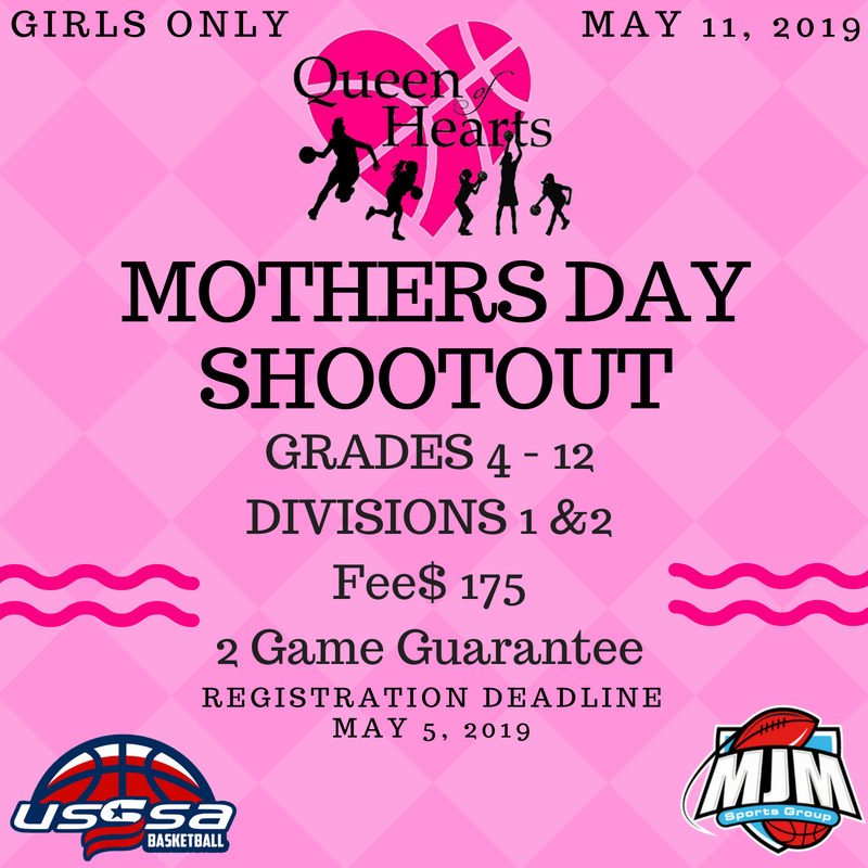 f15405f9c67 May 11 Mother s Day Shootout
