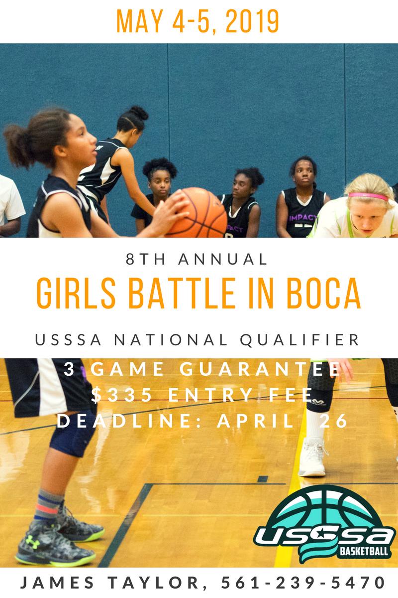 bb73e32e25e May 4-5 Girls Battle In Boca
