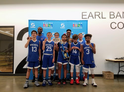 7th Grade Champs - Wichita Select