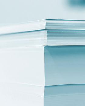 Stapel von Papier
