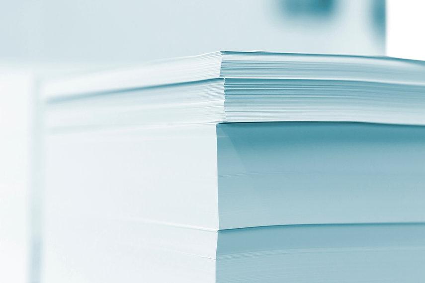紙のスタック