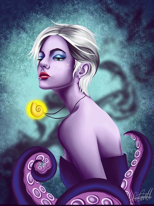 Ursula- Canvas Print