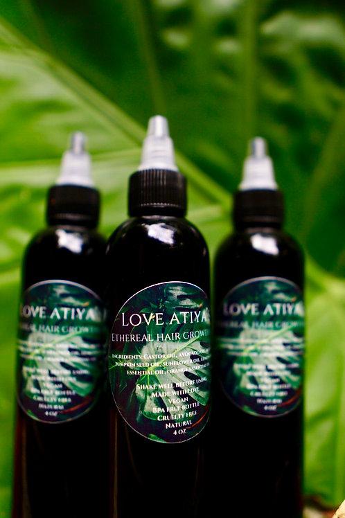 Ethereal Hair Growth Oil 3 Bottle Bundle