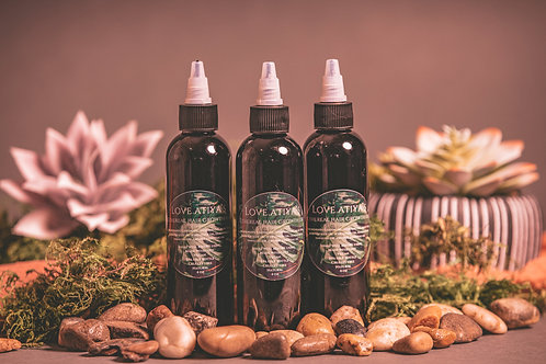 Ethereal Hair Growth Oil 3 Bottle Bundle