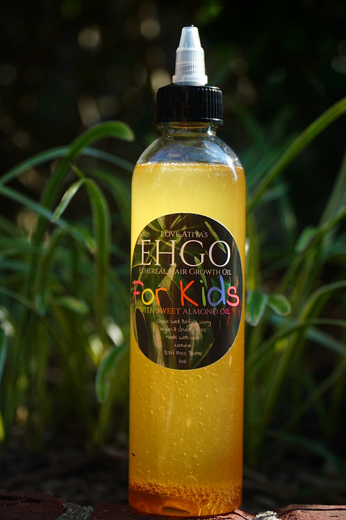 Ethereal Hair Growth Oil For Kids 8oz