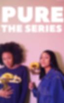 pure the series, actress, atlanta actress, web series, original web series