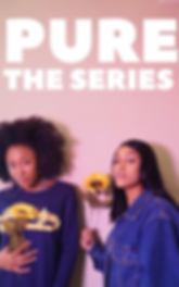 pure the series, actress, atlanta actress, web series, original web series