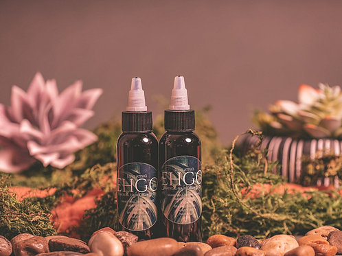 Ethereal Hair Growth Oil 2oz 2 Bottle Bundle