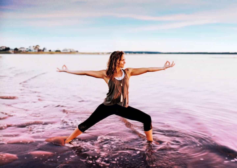Sunday 10:00a.m. Hatha Yoga with Ashley