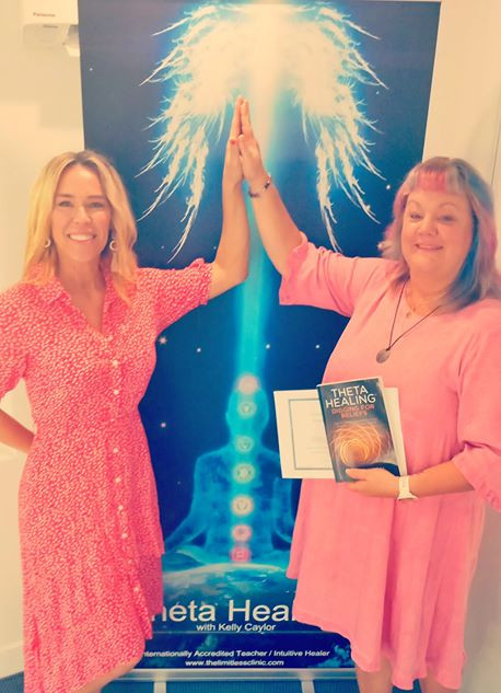 Theta Healing Australia Courses with Kelly Caylor at The Limitless Clinic Noosa Sunshine Coast