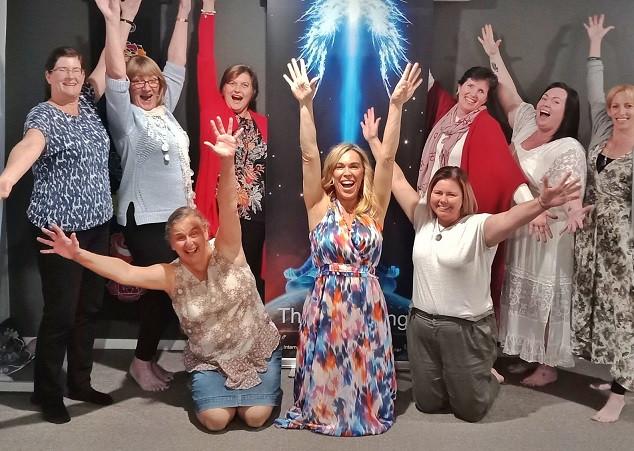 Theta Healing Australia with Kelly Caylor at The Limitless Clinic Sunshine Coast, Noosa