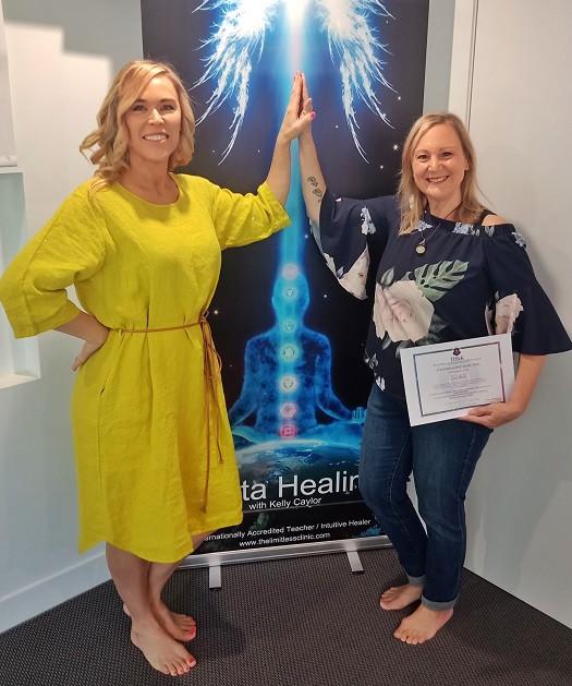 Theta Healing Australia Sunshine Coast with Kelly Caylor at The Limitless Clinic, Noosa Sunshine Coast