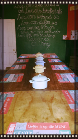 South African Cooking Classes