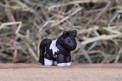 Fimo Pferdchen Shetty