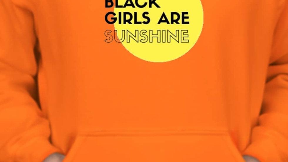 Black Girls Are Sunshine