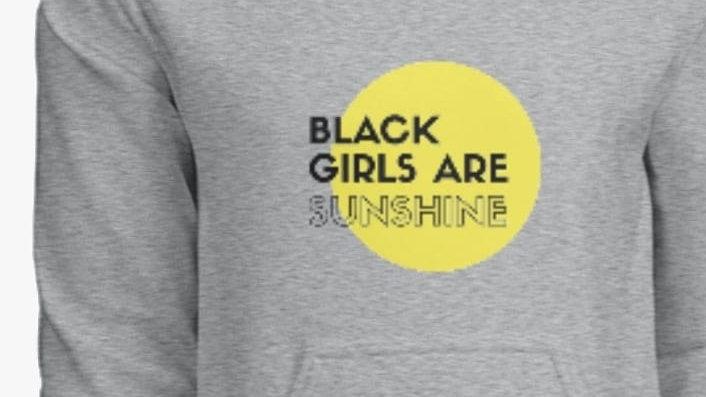 Black Girls Are Sunshine Merch
