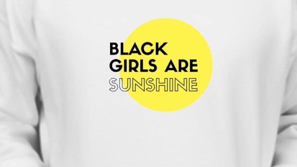 White Black Girls Are Sunshine