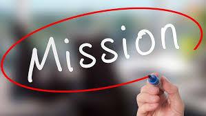 QUELLE EST TA MISSION ?