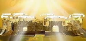 VISITE DE LA JERUSALEM CELESTE !