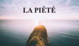 LA PIÉTÉ