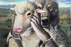 LE CHÂTIMENT DE DIEU SUR L'ÉGLISE APOSTATE