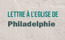 L'ÉGLISE DE PHILADELPHIE
